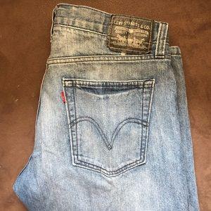 Levi's jeans men's size 36x32